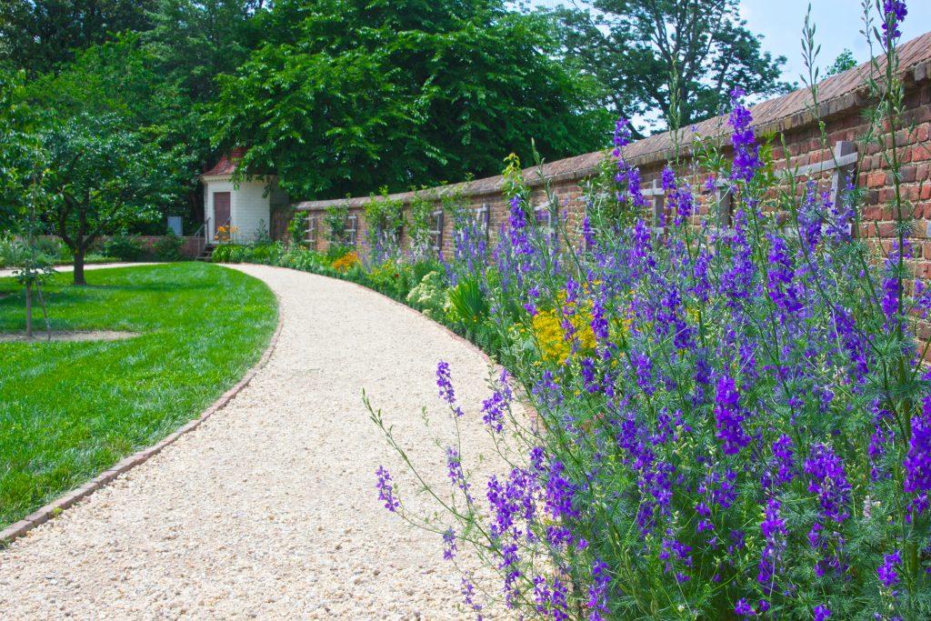 mount vernon virginia garden